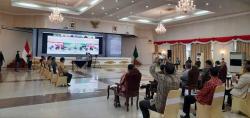 PCR Dampingi Dinas Pendidikan Provinsi Riau dalam Pelaksanaan PPDB 2021
