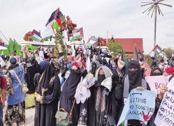 Akhiri Penjajahan di Palestina