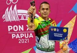 Petinju Kuansing Rebut Medali Emas