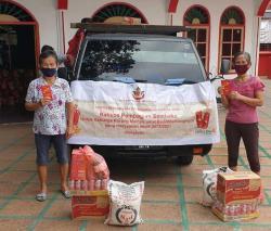 Yayasan Vihara Hok Ann Kiong Gelar Berbagi