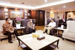 BPKP dan Pemda Tingkatkan Sinergitas Pengawasan Intern