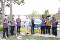 Melalui CSR PLN Peduli, Kembangkan Rumah Kreatif Kampung Patin dan Kawasan Wisata Puncak Lembah Aman