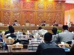 DPRD Bersama Pemerintah Daerah Tanda Tangan MoU KUPA PPAS APBD-P 2019