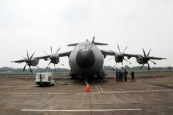 Pemerintah Bidik Airbus A400M, Daya Angkut Lebih Besar daripada Hercules