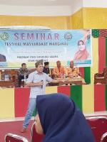 Festival Masyarakat Marginal, Lestarikan Budaya