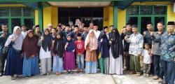 Baznas Silaturahmi dengan Wali Santri Binaan