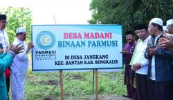 Jangkang Desa Madani Percontohan