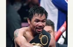 Pacquiao Rebut Gelar WBA Super