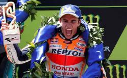 Marquez Juara di Catalunya