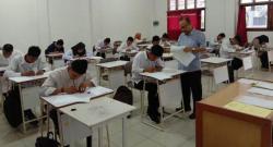 672 Calon Mahasiswa Ikuti Tes UMPN