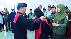 Wakil Ketua PN Bengkalis Klas II Disertijab
