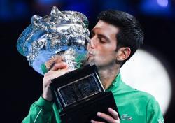 Djokovic Yakin Bisa Pecahkan Rekor Trofi Grand Slam
