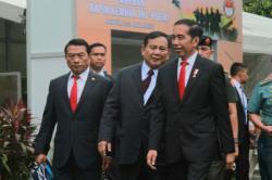 Pesan Prabowo ke Jokowi, Suara yang Memperkeruh Tak Perlu Didengar