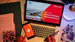 Telkomsel Dukung Rumah Oksigen Gotong Royong
