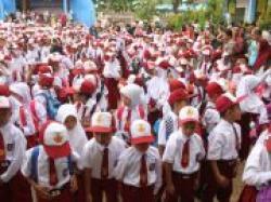WHO Sarankan Indonesia Liburkan Sekolah