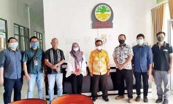 PLN Koordinasi dengan Dinas Lingkungan Hidup Kabupaten Pasaman Barat