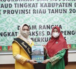 Zulaikhah Hadiri Koordinasi dan Advokasi Bunda PAUD