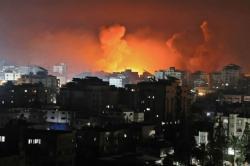 Israel Lanjut Gempur Palestina