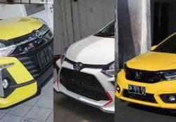 Toyota New Agya dan Daihatsu New Ayla Tantang Brio Satya