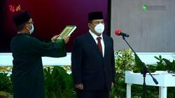SF Hariyanto Resmi Dilantik jadi Sekdaprov Riau