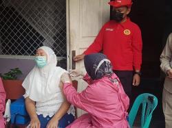 BIN Riau Kembali Vaksinasi Ribuan Masyarakat