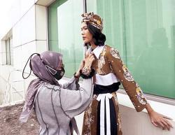 Desainer Riau Bawa Batik Bono ke Kancah Nasional