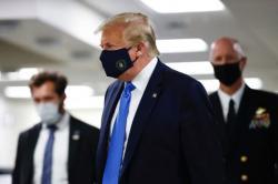 Trump Ganti Manajer Kampanyenya