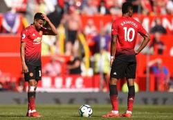 Lockdown, Para Pemain Manchester United Alami Cedera Aneh