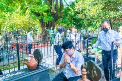 Ziarah, Ternyata Airlangga Hartarto Keturunan Trah Mangkunegara