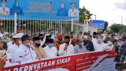 Gabungan Tokoh Riau Gelar Aksi Tolak Kedatangan Habib Rizieq