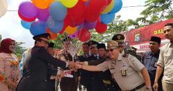 Bupati Jadi Irup  HUT Ke-73  Bhayangkara