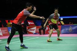 Indonesia Lolos ke Perempatfinal