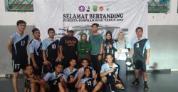 Atlet Kwarcab Ikuti Ajang Pospram Riau Perdana