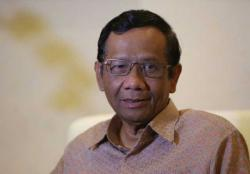 Mahfud MD: Perppu KPK Terserah Presiden, Tidak Harus Menunggu JR di MK Keluar