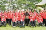 Kontingen Asian Para Games Dilepas
