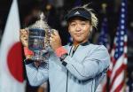Osaka, Jepang Pertama  Juara Grand Slam