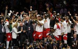 Toronto Raptors Juara