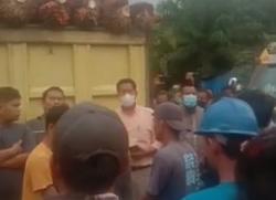 Dua Kali DLH Bengkalis Gagal Lakukan Penyegelan PKS PT SIPP