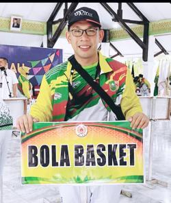 Atlet Basket 3x3 Riau Optimis Bawa Pulang Medali