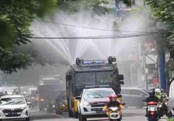 Mobil Terkena Cairan Disinfektan, Cepat Bilas dengan Air Bersih
