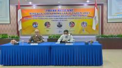 Realisasi APBN 2021 Riau Capai 52,04 Persen