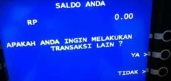 Transfer dan Penarikan ATM Bermasalah, Silakan Datangi Kantor Eks BRIS