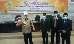 DPRD Inhu Usulkan Pemberhentian Bupati