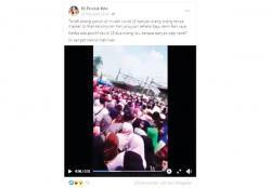 Pasar Tanah Abang Ramai Pakai Video 2018