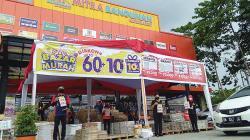 Mitra Bangunan Gelar Bazar Murah dan Diskon Spesial
