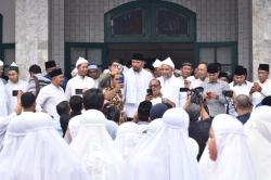 Kehadiran AHY Menjadi Obat Kerinduan Warga Pekanbaru pada Sosok SBY