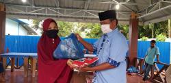 Peduli dan Berbagi Dampak Pandemi, Aidil Amri: Hidup Cuma Sekali
