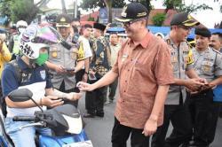 Kota Payakumbuh Terapkan Partial Lockdown