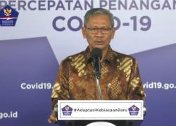 Pasien Positif di Riau Tambah Satu, Lima Pasien Lainnya Sembuh