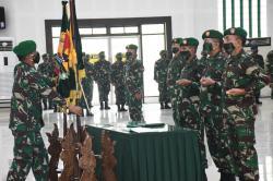 Kolonel Syech Ismed Jabat Danrem 031/Wira Bima